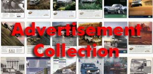 ROVERHAUL Land Rover Print Advertisement Gallery