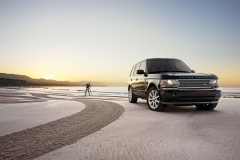 Range Rover for 2007: Designed for the Extraordinary Marketing Campaign. (10/20/2006)