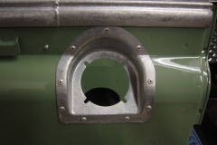 Land-Rover-Series-IIA-Day-100-Galvanized-Trim-Installed-2