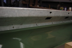 Land-Rover-Series-IIA-Day-100-Galvanized-Trim-Installed-5