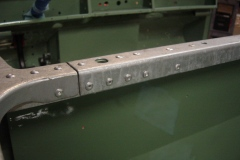 Land-Rover-Series-IIA-Day-100-Galvanized-Trim-Installed-9