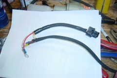 Land-Rover-Series-IIA-Day-110-Bed-Trim-Alternator-Harness-Heat-Box-10