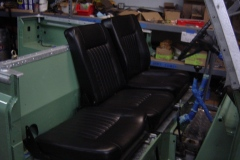 Land-Rover-Series-IIA-Day-110-Bed-Trim-Alternator-Harness-Heat-Box-15