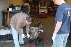 Land-Rover-Series-IIA-Day-13-Engine-Work-Diffs-Work-001