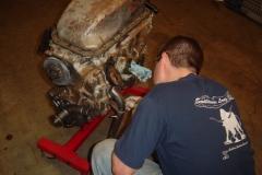 Land-Rover-Series-IIA-Day-13-Engine-Work-Diffs-Work-011