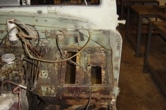 Land-Rover-Series-IIA-Day-5-PS-Wing-Removal-Heater-Steer-018
