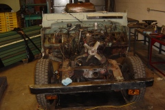 Land-Rover-Series-IIA-Day-5-PS-Wing-Removal-Heater-Steer-031