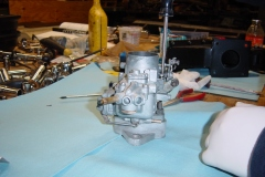 Land-Rover-Series-IIA-Day-53-Carb-Rebuilt-Bulkhead-Installed-2