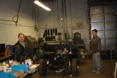 Land-Rover-Series-IIA-Day-53-Carb-Rebuilt-Bulkhead-Installed-26