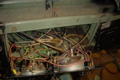 Land-Rover-Series-IIA-Day-6-Dash-wiring-Bulkhead-Removal-001