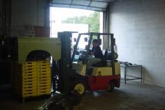 Land-Rover-Series-IIA-Day-7-Warehouse-Setup-003