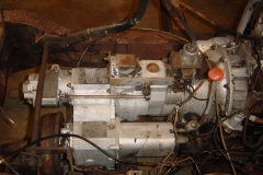 Land-Rover-Series-IIA-Day-8-Chassis-Powerwash-Bulkhead-Misc-023