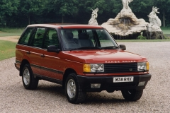 Land Rover Range Rover 4.6 HSE - Red