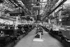 Land Rover Series 1 Production Lines at Solihull 1950s R-2306-7