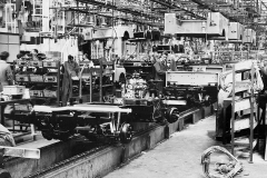 Land Rover Production at Solihull 1950s R-2306-5