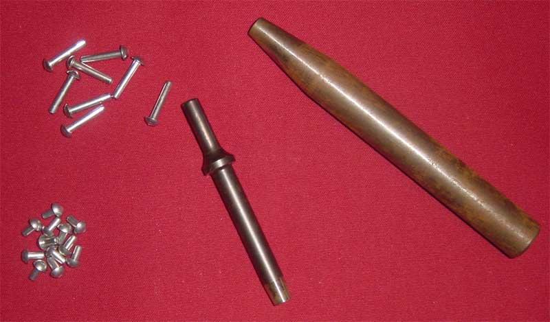 Rivets & tools
